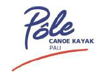 Pôle Espoir de Pau – inscriptions 2020-2021