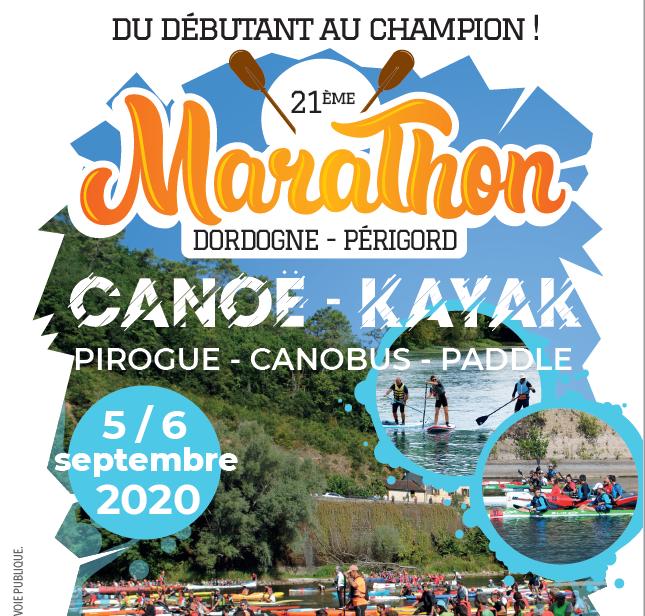 21ème Marathon Dordogne – Périgord – 5-6 septembre – résultats
