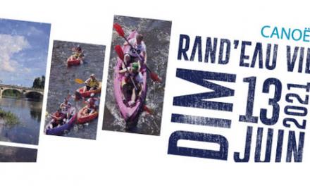 RAND'EAU VIENNE – Dimanche 13 juin